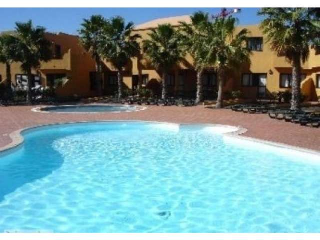 Beautiful apartment with pool in Corralejo 1 and 2 bedroom